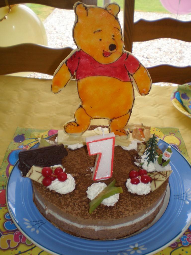 Mon super gâteau