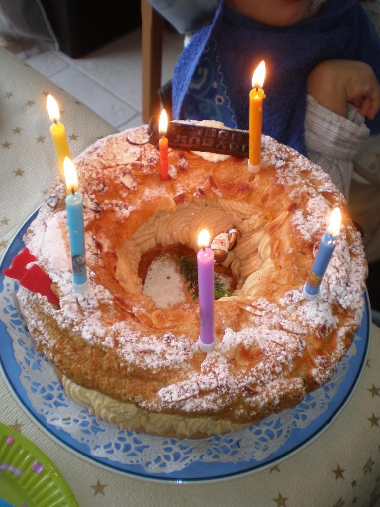 Le beau gâteau!