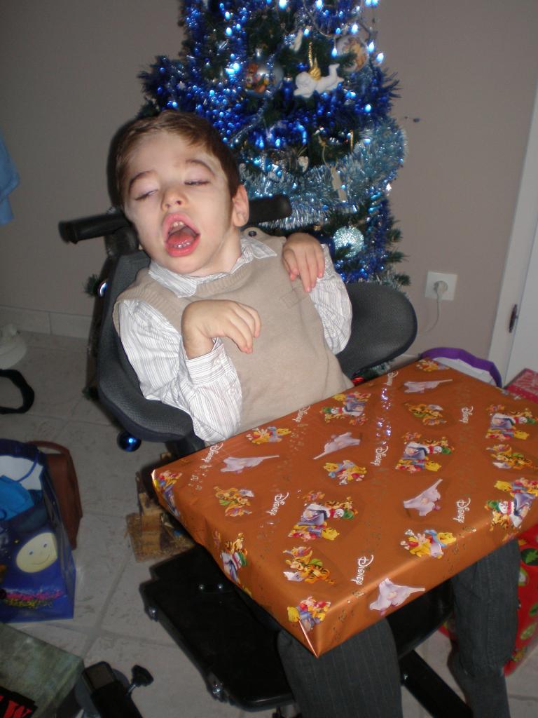 Pleins de cadeaux!