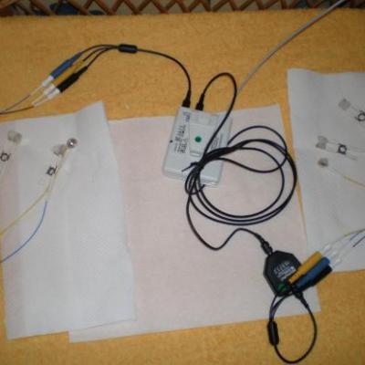 Les électrodes