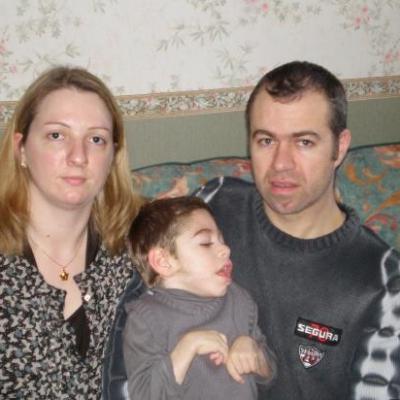 Dylan et ses parents