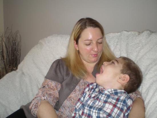 Dylan et maman